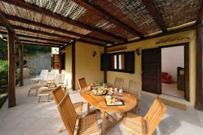 Ferienwohnungen an der herrlichen Küste Siziliens gelegen