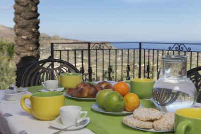Mediterrane Villa mit Pool und einzigartigem Meerblick für bis zu 7 Personen in Scopello