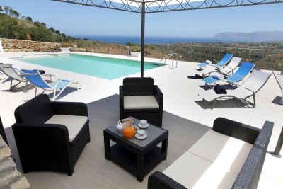 Ferienhaus auf Sizilien für bis zu 8 Personen